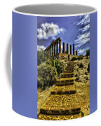 Stairway To The Past Coffee Mug