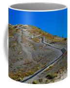 Stairwell To Windy Point  Coffee Mug