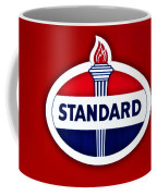 Standard Oil Sign Coffee Mug