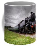 Standard Tank On The Swange Coffee Mug