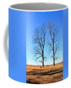 Standing Alone Together Coffee Mug