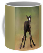 Standing On All Fours Coffee Mug