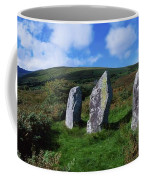 Standing Stone Alignment, Near Coffee Mug
