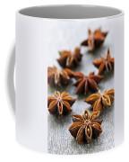 Star Anise Fruit And Seeds Coffee Mug