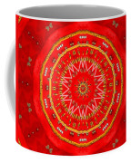 Star Cookie Art Coffee Mug
