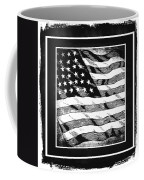 Star Spangled Banner Bw Coffee Mug