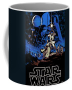 Star Wars Poster Coffee Mug