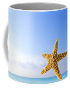 Starfish In Front Of The Ocean Coffee Mug