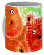 Stargazing Teddy Bears Coffee Mug
