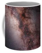 Stars, Nebulae And Dust Clouds Coffee Mug