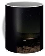 Stars Over Otter Cove Coffee Mug