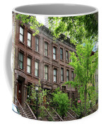 Stately Ny Street Coffee Mug