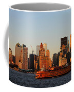 Staten Island Ferry 3 Coffee Mug