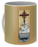 Station Of The Cross 11 Coffee Mug