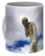 Statue. Jardin Des Tuileries. Paris. Coffee Mug