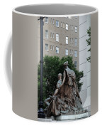 Statues In Nashville Coffee Mug