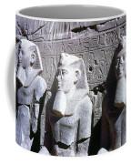 Statues Of Ramses II Coffee Mug by Granger