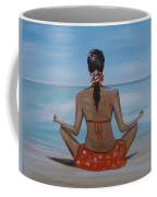 Staying Calm Coffee Mug