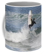 Staying On The Board Coffee Mug