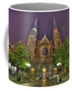 Ste. Anne De Detroit Coffee Mug by Nicholas  Grunas