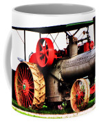 Steam Engine Tractor  Coffee Mug