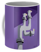 Steam Pipes Coffee Mug