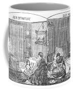 Steam Washer, 1872 Coffee Mug