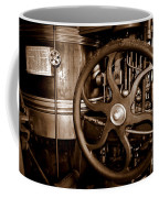 Steam Wheel Coffee Mug