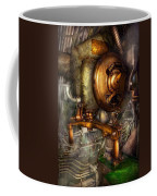 Steampunk - Naval - Shut The Valve  Coffee Mug