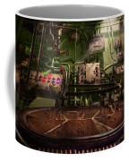 Steampunk - Naval - This Is Where I Do My Job Coffee Mug