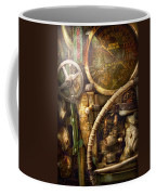 Steampunk - Naval - Watch The Depth Coffee Mug