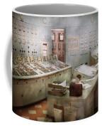 Steampunk - Retro - The Power Station Coffee Mug