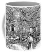 Steamship Salon, C1890 Coffee Mug by Granger