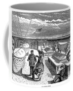 Steamships: Deck, 1870 Coffee Mug