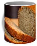 Steamy Fresh Banana Bread Coffee Mug by Susan Herber