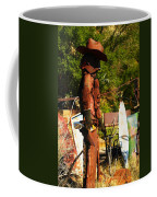Steel Gunfighter Coffee Mug