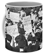 Steel Strike, 1937 Coffee Mug