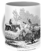 Steeplechase, 1845 Coffee Mug