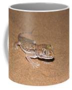 Stenodactylus Petrii Or Dune Gecko Coffee Mug
