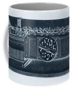 Step Reckoner, Leibniz Mechanical Coffee Mug