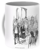 Stephen Burroughs, 1692 Coffee Mug