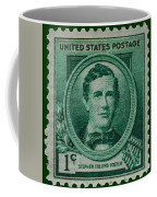 Stephen Collins Foster Postage Stamp Coffee Mug