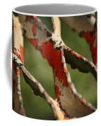 Stepping Up Abstract Coffee Mug