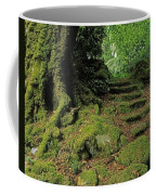 Steps In The Wild Garden, Galnleam Coffee Mug