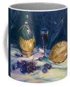 Still Life With Grapes Coffee Mug