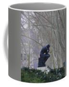 Still Thinking Coffee Mug by Bill Cannon