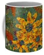 Stimuli Floral - S04ct01 Coffee Mug by Variance Collections