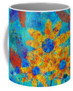 Stimuli Floral S01 Coffee Mug by Variance Collections
