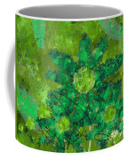 Stimuli Floral -s11bt01 Coffee Mug by Variance Collections