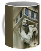 Stone Beastie Coffee Mug